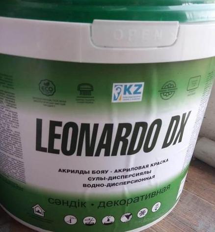 Декоративные краски Леонардо DX 25 кг, фото 2