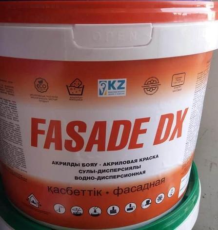 Краска фасадная Fasade DX 24 кг, фото 2