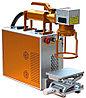 Ручной лазерный маркировщик, оптоволокно, 100*100мм