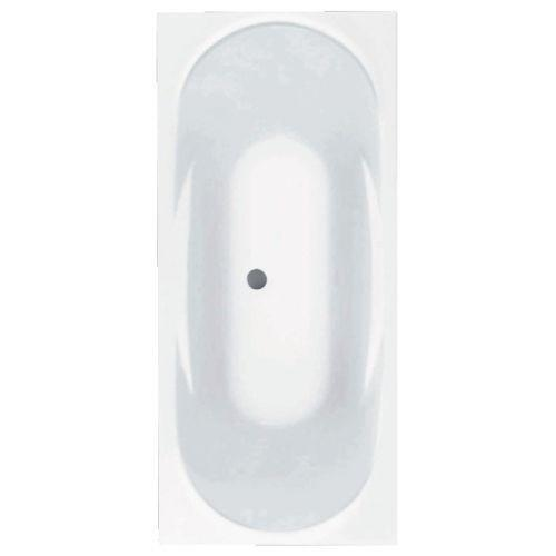 Ванна акриловая JIKA ECLIPTIСA 180*80 (2.3681.0.000.000.1, 2.9677.0.000.000.1 )