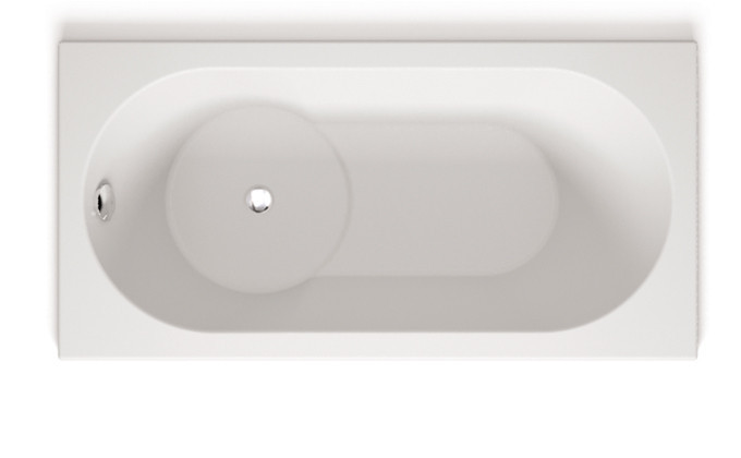 Ванна акриловая BRAVAT B25705W-5 1700*750