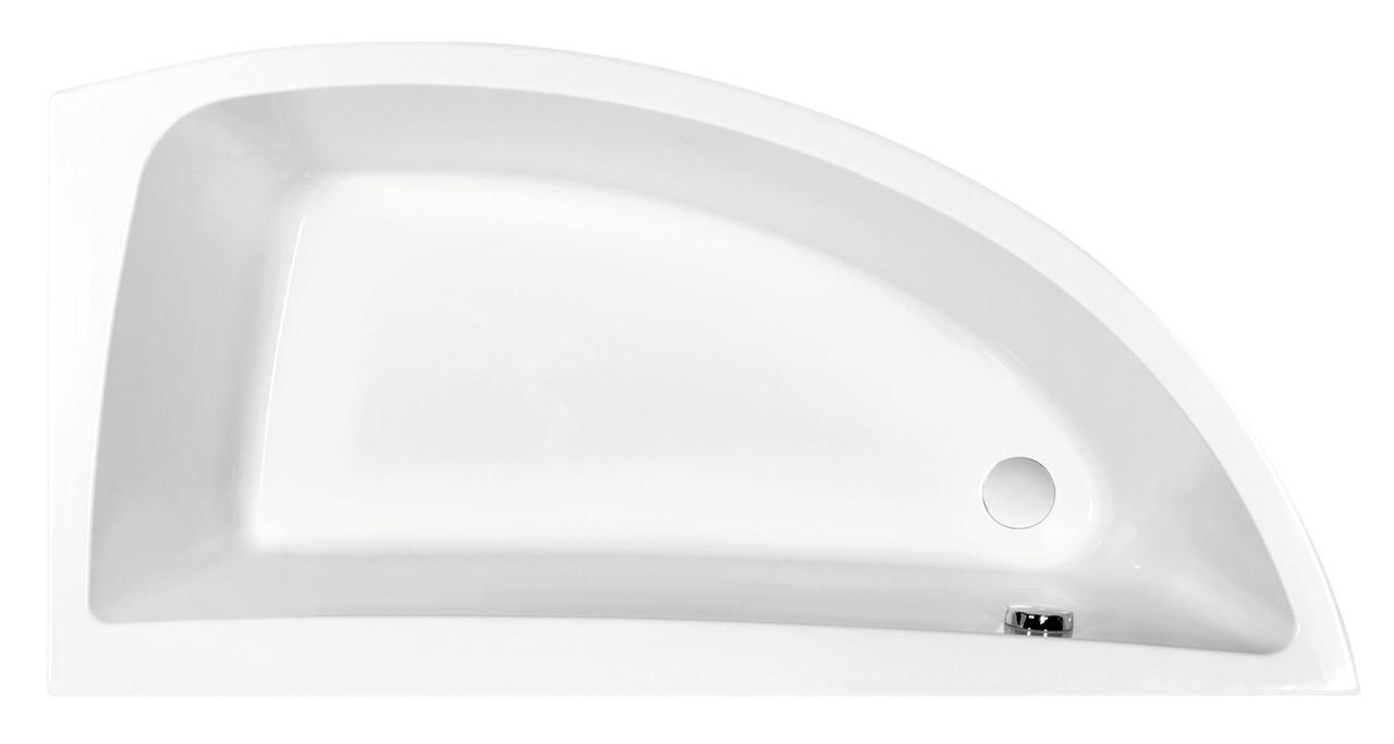 Ванна угловая CERSANIT NANO 150*75
