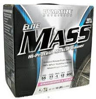 Гейнер PRO 30%-40% Elite Mass, 10 lbs.