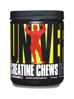 Креатин Creatine Chews, 144 tab.