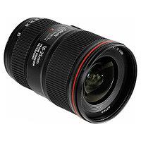Canon EF 16-35mm F/4 L IS USM объектив широкоугольный, профессиональный