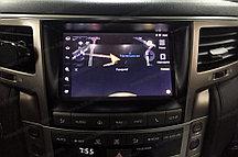 Lexus LX 570 android штатная автомагнитола navitouch NT 3305