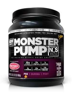 Энергетик / N.O. Monster Pump N.O.S. 1.3 lbs.