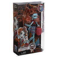 Кукла Монстер Хай Лорна,Monster High Exchange Program Lorna McNessie