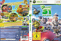 Planet 51 The Game (Action)
