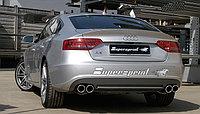 Выхлопная система Supersprint на Audi A5 Sportback Quattro '09