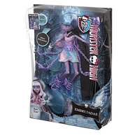 Кукла Монстер Хай Ривер Стикс, Monster High Haunted Student River Styxx