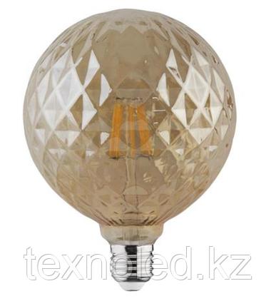 Светодиодная лампа  Ретро R125 6W  2200К, фото 2