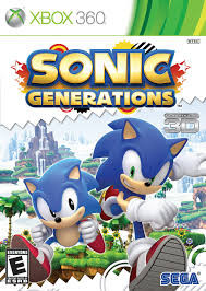 Sonic Generations (Action) - MaxiGame в Алматы