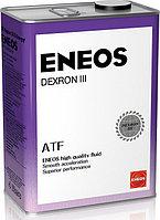 Трансмиссионное масло ENEOS Dexron-III ATF 4литра