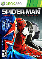 Spider Man - Shattered Dimensions (Action)