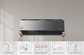 Кондиционер настенный LG Artcool MIRROR Inverter AC 12 SQ R32