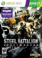 Steel Batalion - Heavy Armor (Action)