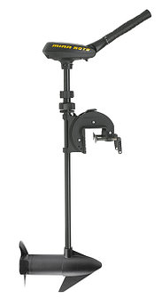 Лодочный мотор электрический Minn Kota TRAXXIS 45, Тяга: 20,4 кг, Управление: Румпельное, 0,6 л.с. (45 lbs), Ц