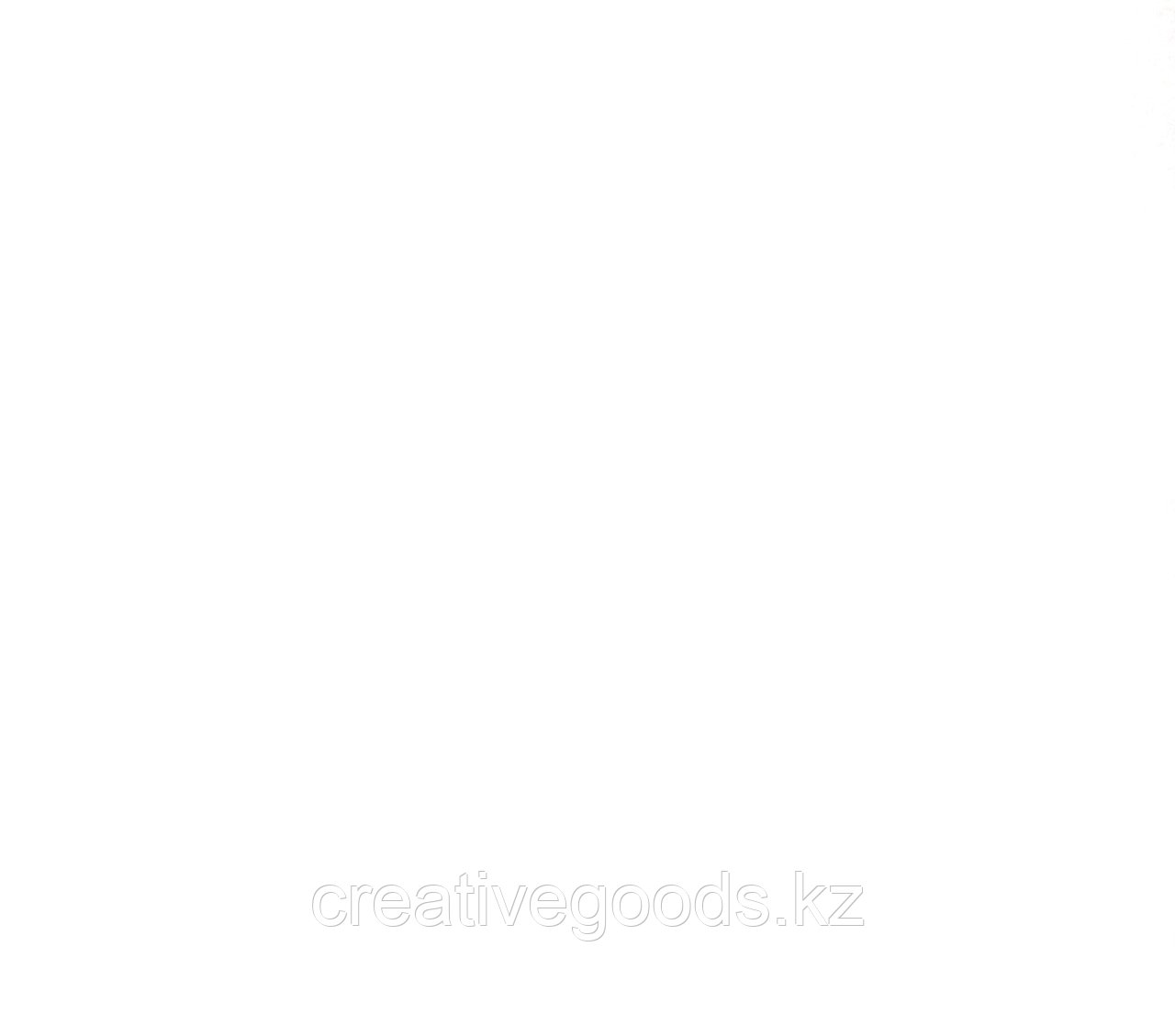 Фоамиран. Белый. 1 мм. Creativ 2399