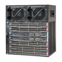 WS-C4507R-E Коммутатор Cisco Catalyst