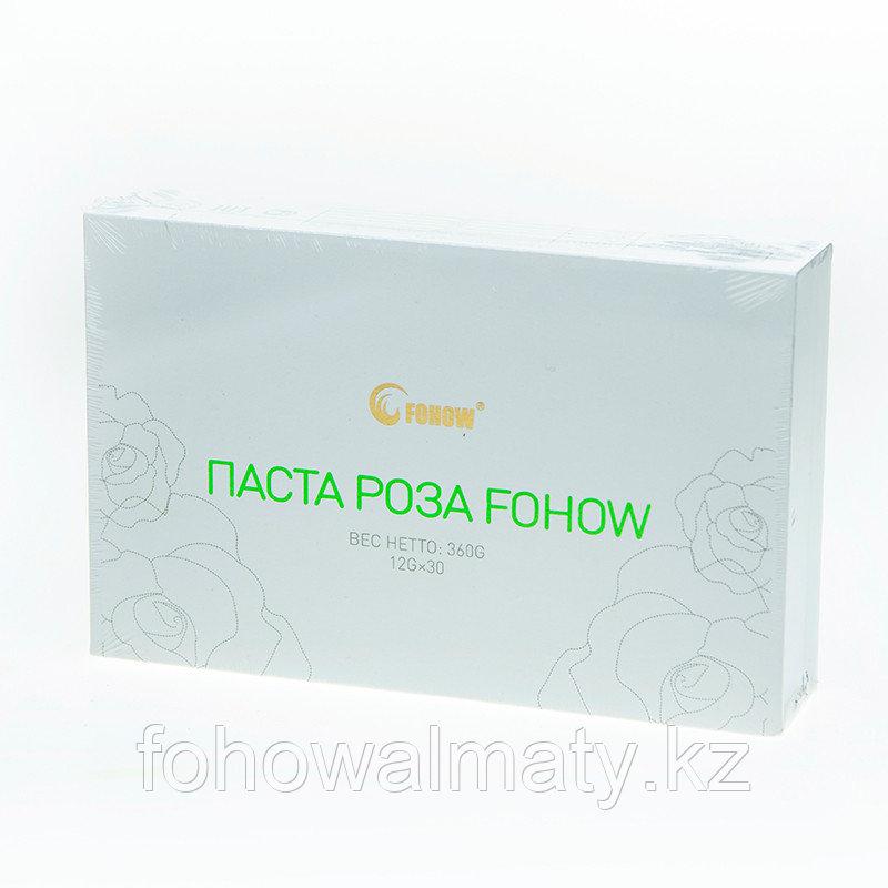 Фруктовая паста роза fohow НОВИНКА усовершенствованная рецептура