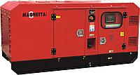 Дизельный генератор 68 кВт 380В в тихом кожухе D68E3 MAGNETTA