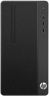 Cистемный блок HP 290 G2 MT (4HR67EA) intel G5400/4GB/1TB/DVD-RW