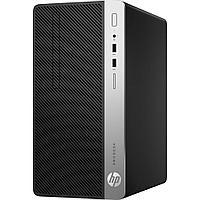 Системный Блок HP 4HR93EA 400G5MT/GOLDHE/i3-8100/4GB/1TB HDD/W10p64/DVD-WR