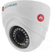 Компактная бюджетная1МП мультистандартная (4-в-1)видеокамера с ИК-подсветкой