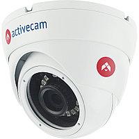 Распродажа!Компактная вандалозащищенная2МП мультистандартная (4-в-1)видеокамера с ИК-подсветкой