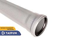 Канализационная труба (1,8) ф 100/ 3 метр HAIRUN