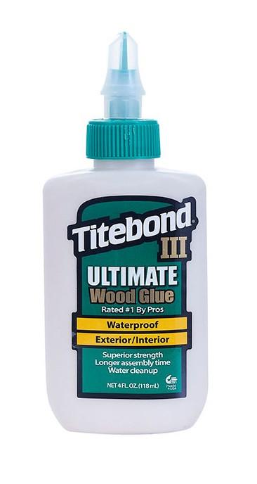 Клей Titebond III Ultimate повышенной влагостойкости 118 мл