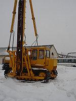 Копер сваебойный СП-49 на базе трактора Т170 (длина забиваемой сваи 12 м)