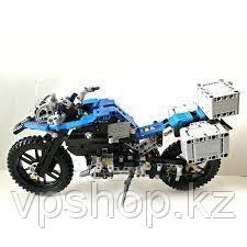 "Конструктор DECOOL 3369А ""Мотоцикл 2в1 BMW R 1200 GS Adventure"" (аналог Lego Technic 42063) 603 детали"