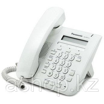 Системный телефон iP Panasonic KX-NT511P RUW, Цвет: Белый