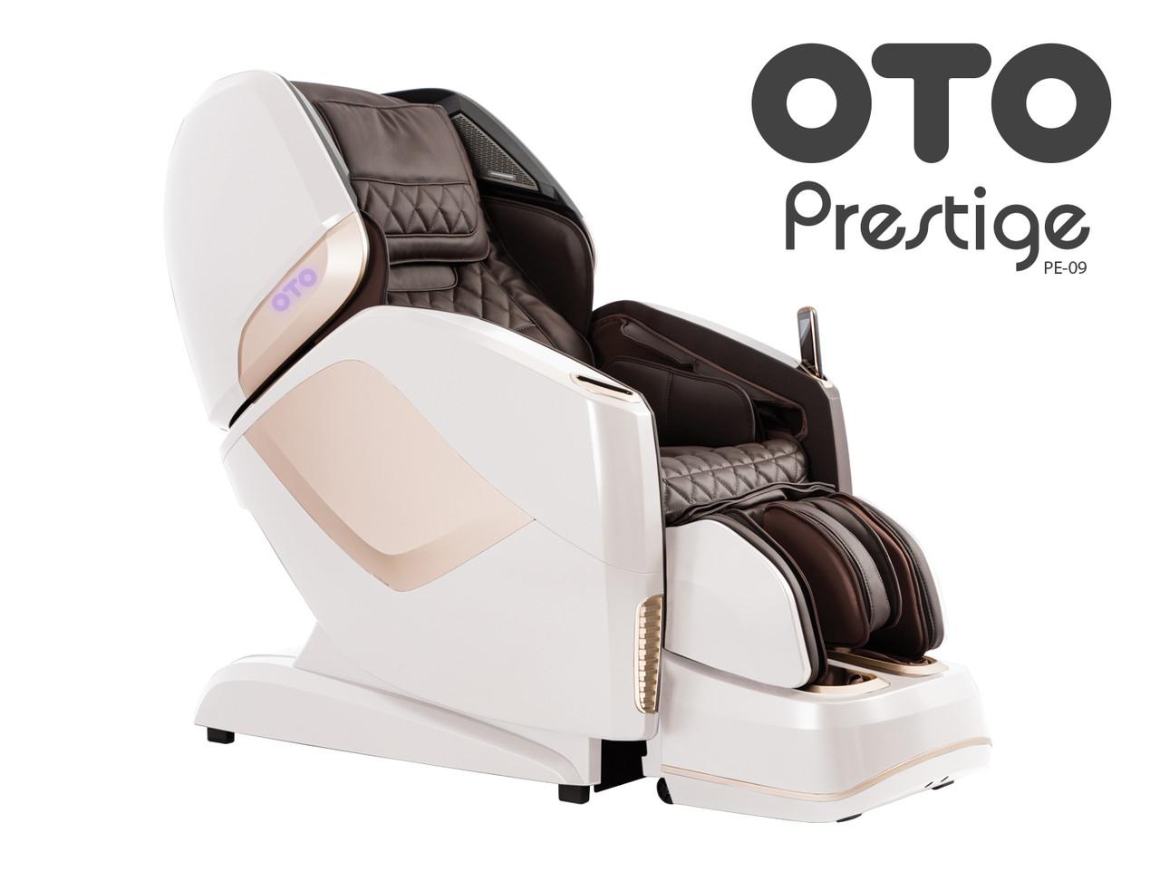 Массажное кресло OTO PRESTIGE PE-09 Limited Edition