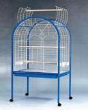 Клетка Вольер для крупных птиц А02, 78х60х156 см, крашенная