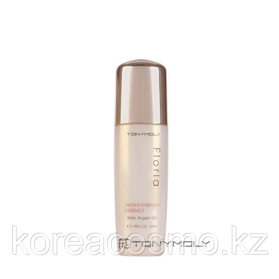 Энергетическая эссенция с аргановым маслом Tony moly Floria Nutra-Energy Essence