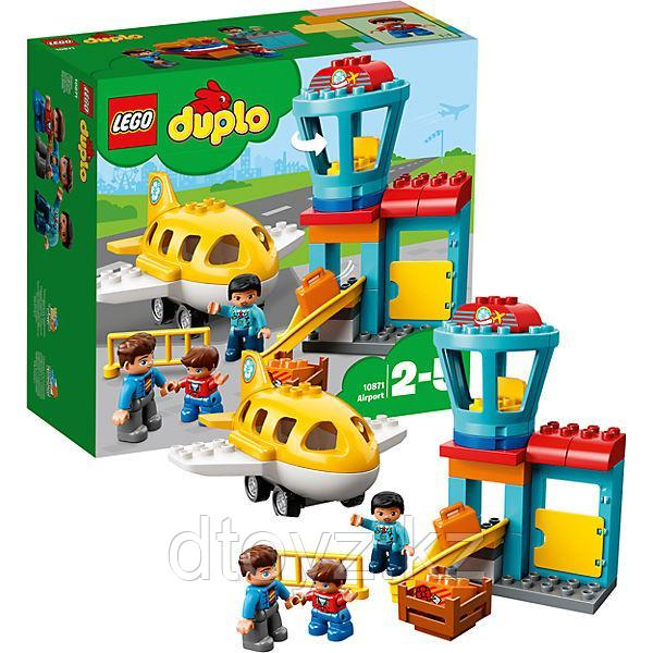 LEGO Duplo 10871 Аэропорт конструктор Лего Дупло