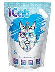 ICat, силикагелевый наполнитель 5 л, без ароматизатора