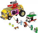 """Конструктор Bela 10211 Ninja Turtles """"Преследование на грузовике Черепашек"""" аналог LEGO:79104 627 деталей, фото 2"""