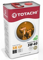 Моторное масло TOTACHI NIRO™ 5W-40 LV 4литра