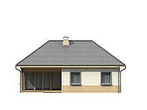 Строительство дома «под ключ» по проекту «Феникс», фото 2