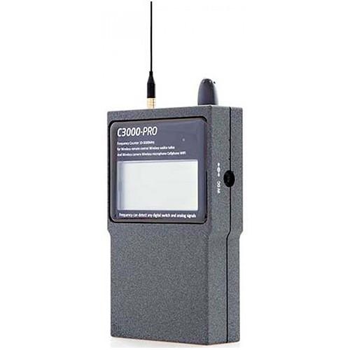 Профессиональный детектор жучков «C-3000-PRO» с определением радиочастот