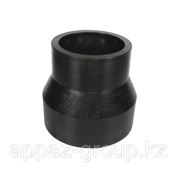 Переходник полиэтиленовый 160х110 мм ПЭ100 SDR11/17