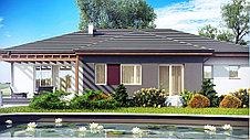 Строительство дома «под ключ» по проекту «Эридан», фото 3