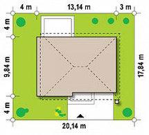 Строительство дома «под ключ» по проекту «Актеон», фото 3