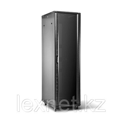 Шкаф серверный SHIP 601S.6624.24.100 24U 600*600*1200 мм, фото 2