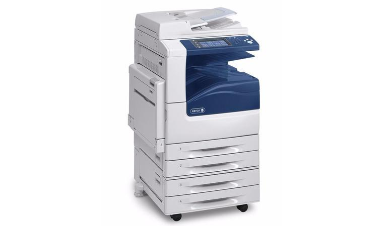 МФУ XEROX Color WorkCentre 7830i DADF/Duplex/3 лотка формат SRА3, А3(WC7830CPS_3T)