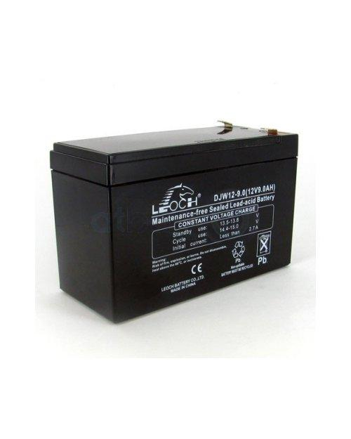 VOLTA Leoch battery 12V/9Ah